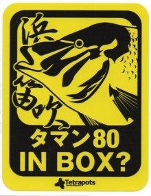 他の写真2: IN BOX ステッカー