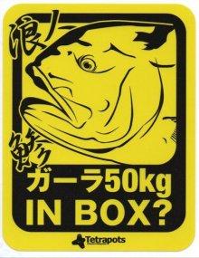 他の写真1: IN BOX ステッカー
