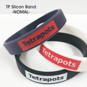 画像2: TP Silicon Band - Nomal & Slim -