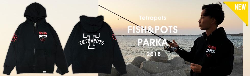 fish&pots parka